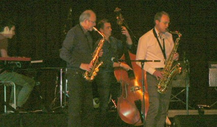 ensemble jazz